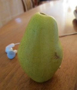Liberated American pear