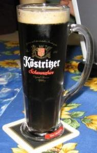 Schwartzbier: evil in a tall glass