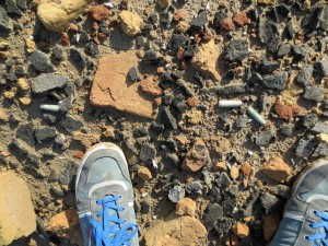 Visit to Eridu: Bricks, bitumen, bullets