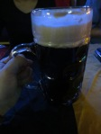 Oktoberfest - return of the ruinously expensive one litre steins of black beer