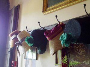 The hat rack of delusions